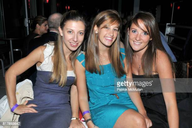 Jackie Marino Nicole Annunziato and Alexa Knorr attend ASSOCIATION to BENEFIT CHILDREN Junior Committee Fundraiser at Gansevoort Hotel on September...