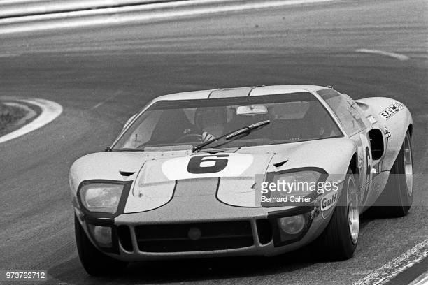 Jackie Oliver Ford GT40 24 Hours of Le Mans Le Mans 15 June 1969