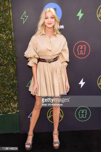 Jackie R Jacobson attends the 2nd Annual Freeform Summit at Goya Studios on March 27 2019 in Los Angeles California