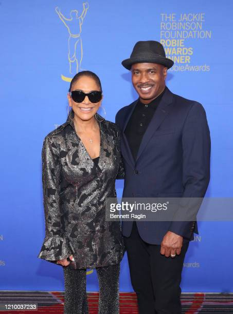 Jackie Robinson Foundation Robie Awards Dinner at Marriot Marquis on March 02 2020 in New York City