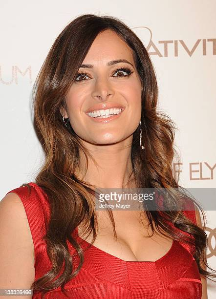Jackie Seiden arrives at Art Of Elysium's 5th Annual Heaven Gala at Union Station on January 14 2012 in Los Angeles California