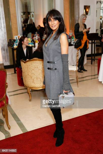 Jackie Sinclair attends the Aspinal of London Press Day on February 20 2017 in London England