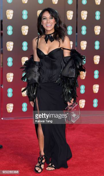 Jackie St Clair attends the EE British Academy Film Awards held at the Royal Albert Hall on February 18 2018 in London England