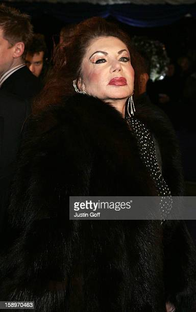 Jackie Stallone Attends The British Comedy Awards 2005 At The London Televison Studios
