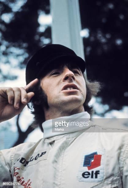 Jackie Stewart, 1969.