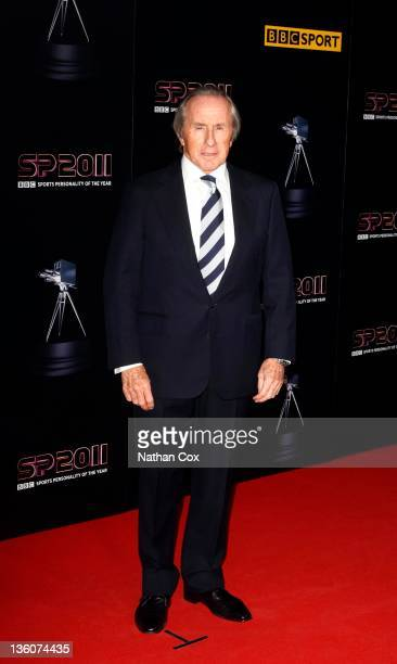Jackie Stewart attends the awards ceremony for BBC Sports Personality of the Year 2011 at Media City UK on December 22 2011 in Manchester England