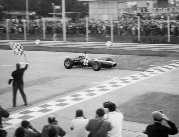 Jackie Stewart Victory
