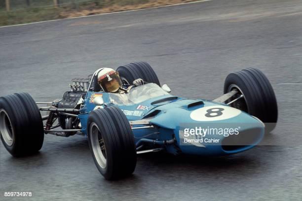 Jackie Stewart MatraFord MS10 Grand Prix of the Netherlands Circuit Park Zandvoort June 23 1968