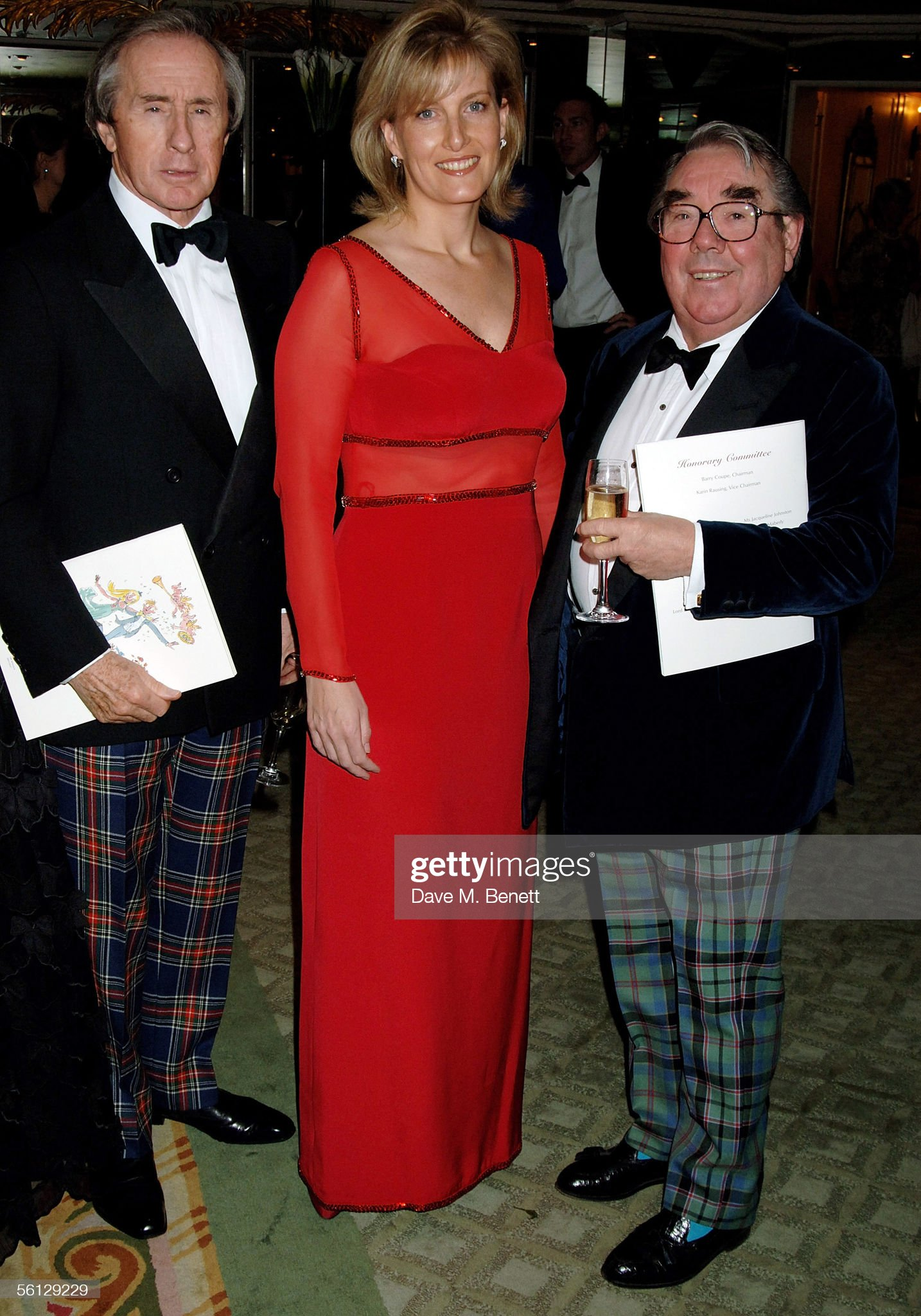 Countess Of Wessex Attends Dyslexia Institute Awards Dinner : News Photo