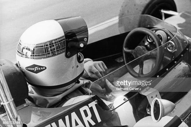 Jackie Stewart TyrrellFord 003 Grand Prix of Monaco Circuit de Monaco May 23 1971