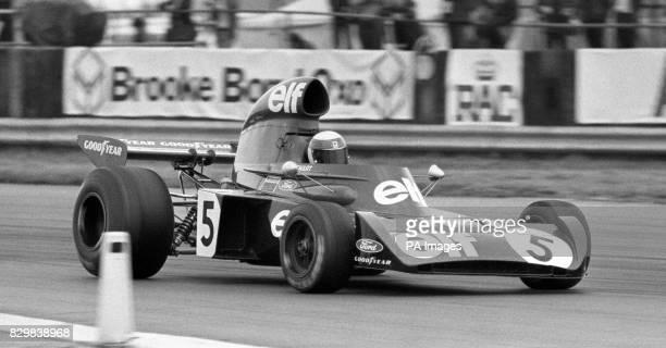 Jackie Stewart TyrrellFord