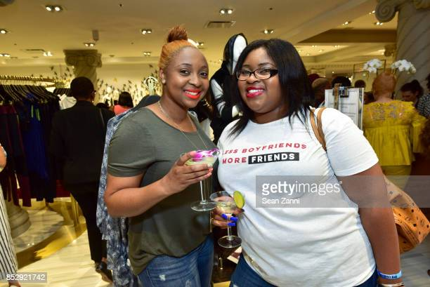 Jackie Taylor and Brittany Taylor attend the Sam Edelman Athleisure Launch at Lord Taylor on September 23 2017 in New York City