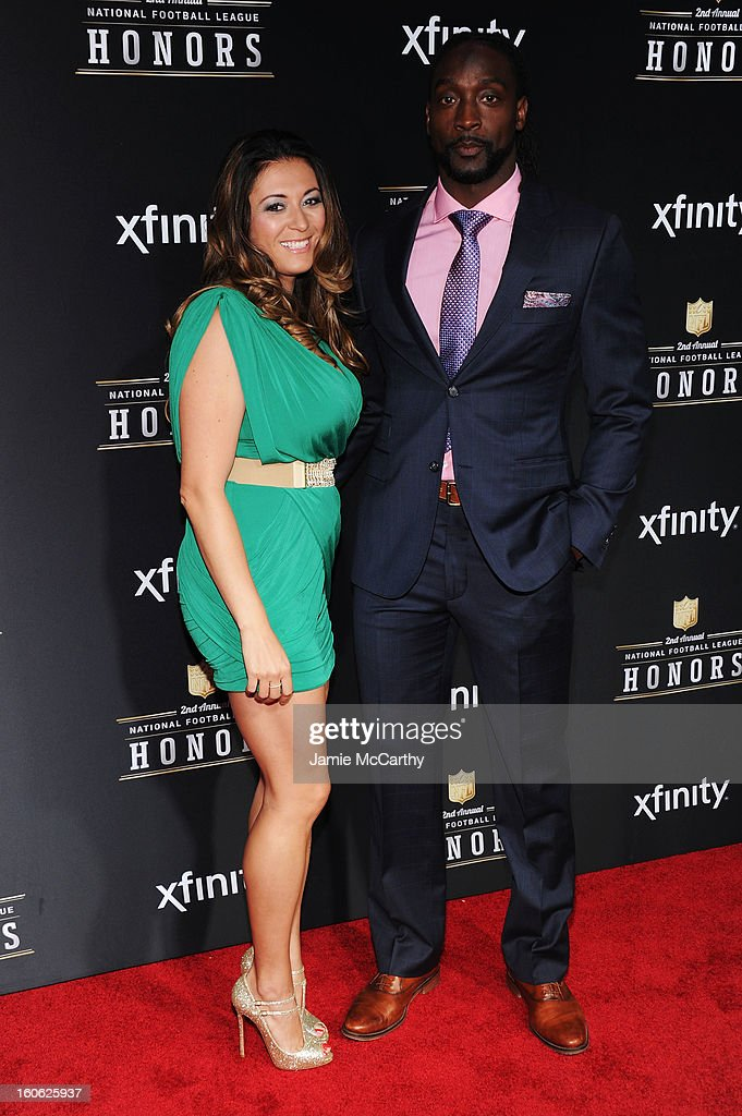 2nd Annual NFL Honors : News Photo