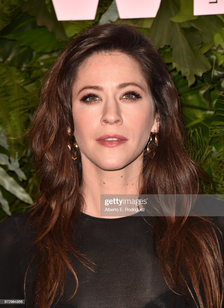 Jackie Tohn attends Max Mara Women In Film Face of the Future at Chateau Marmont on June 12, 2018 in Los Angeles, California.