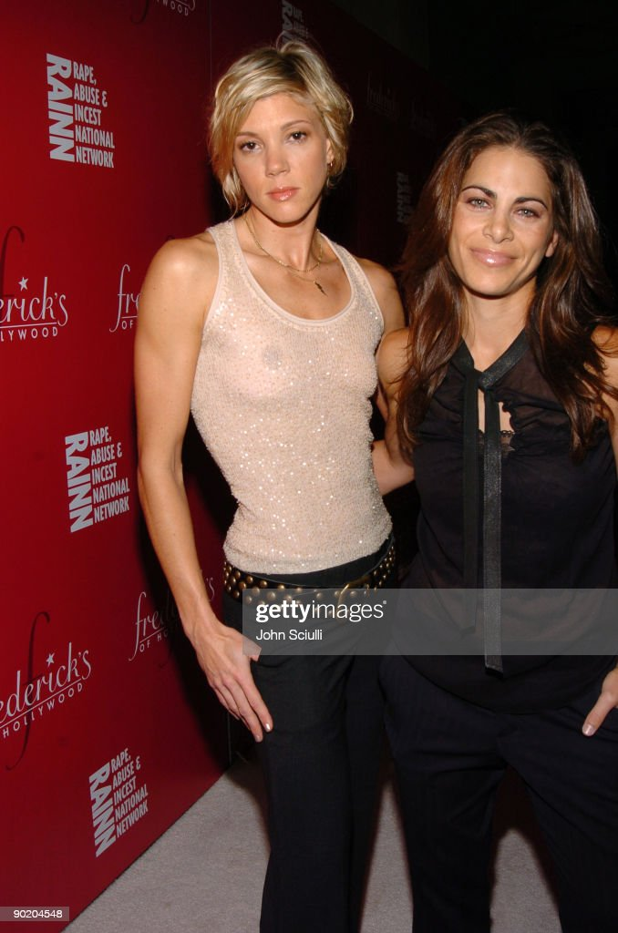 Jackie Warner and Jillian Michaels News Photo - Getty Images