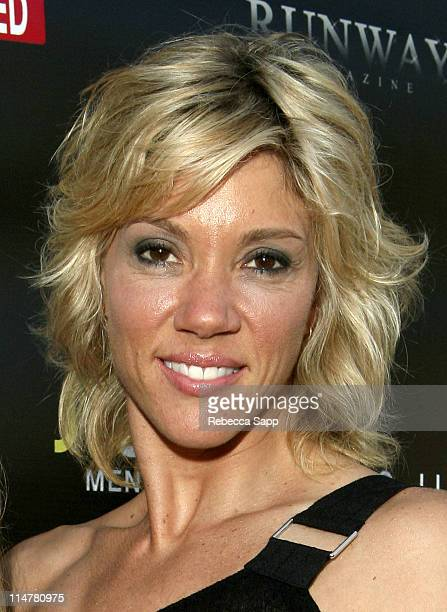 Jackie Warner at Tan For A Cause celebrity mixer event hosted by Jackie Warner of Bravo's Work Out on March 30 2008 at Sunstyle Tanning in West...