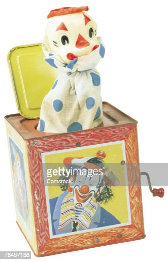 59 Jack In The Box Toy Vintage Photos And Premium High Res Pictures Getty Images