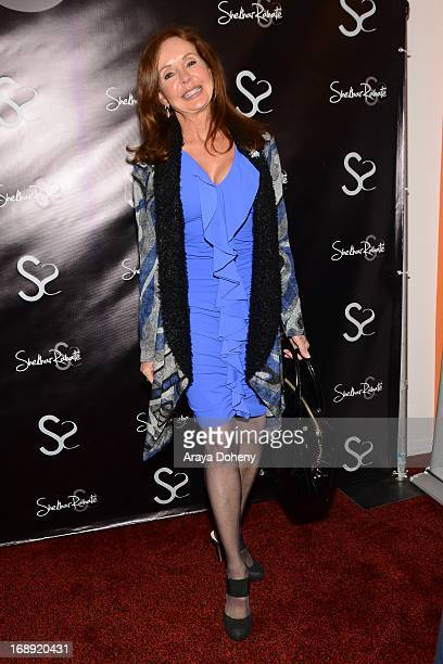 Jacklyn Zeman attends the Dr Ava Cadell's Sizzling Sexy Summer of 2013 Seminar at Shekhar Rahate Haute Couture Showroom on May 16 2013 in West...