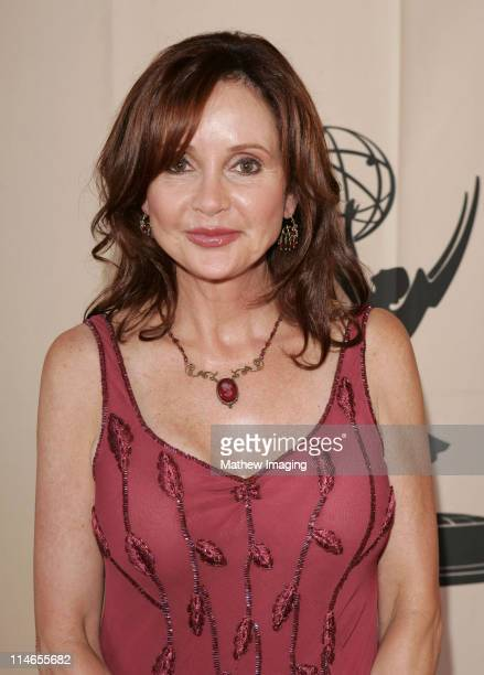 Jacklyn Zeman during 57th Annual Los Angeles Area Emmy Awards Arrivals Reception at Leonard H Goldenson Theatre in North Hollywood California United...