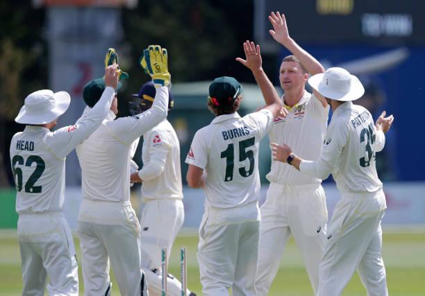 GBR: England Lions v Australia A