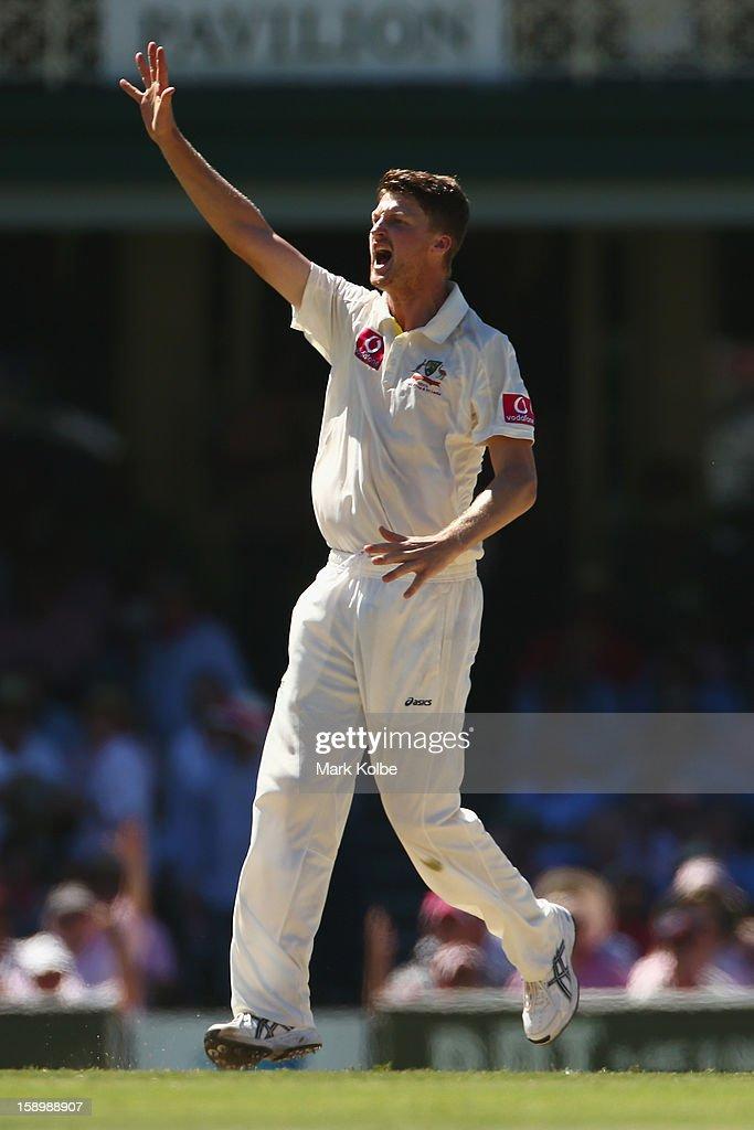 Australia v Sri Lanka - Third Test: Day 3