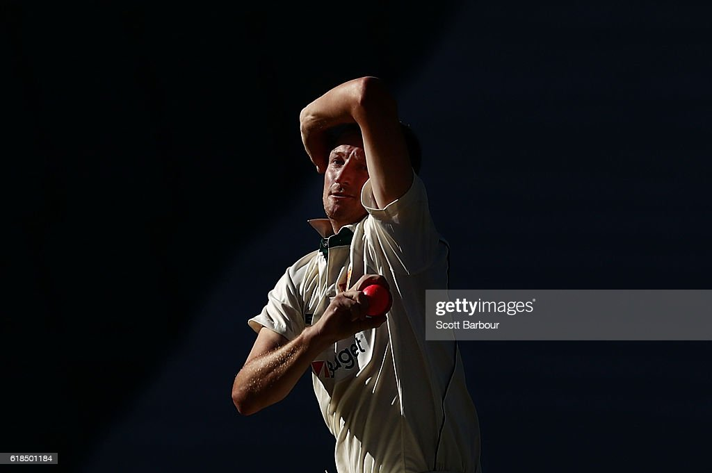 Sheffield Shield - VIC v TAS: Day 3