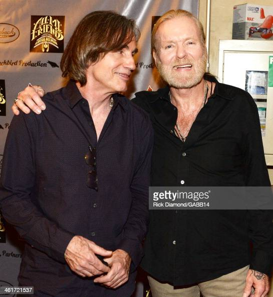 jackson browne and gregg allman attend all my friends celebrating news photo getty images. Black Bedroom Furniture Sets. Home Design Ideas
