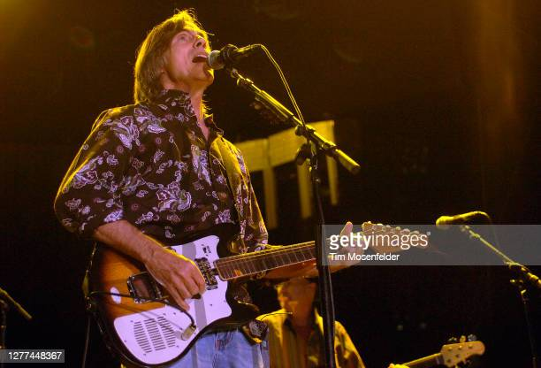 Jackson Browne performs at Raley Field on October 20, 2006 in Sacramento, California.