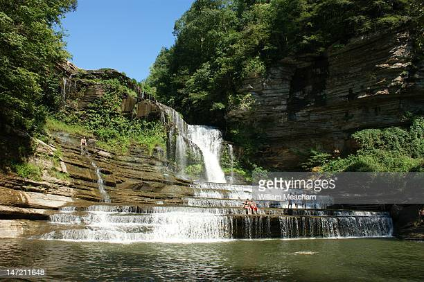 Jackson County Tennessee near Gainesboro and Cookeville on Blackburn Fork Creek