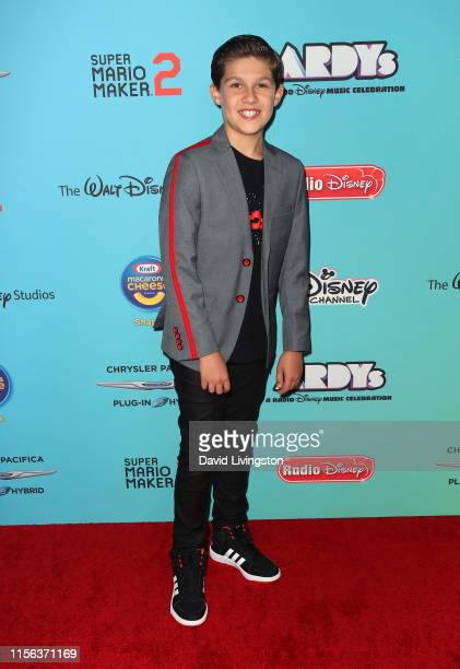 Jackson Dollinger attends the 2019 Radio Disney Music Awards at CBS Studios Radford on June 16 2019 in Studio City California