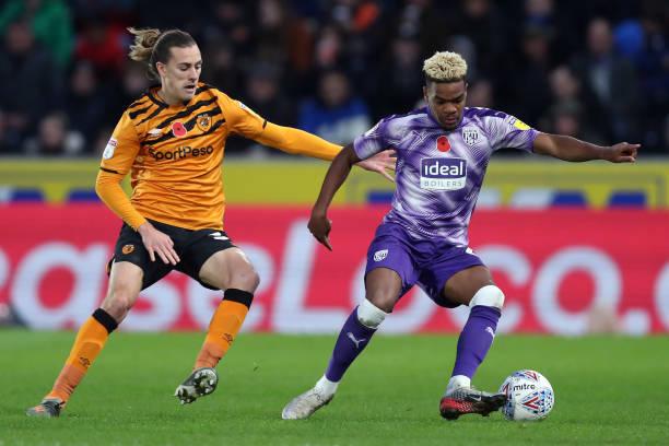 Hull City v West Bromwich Albion - Sky Bet Championship