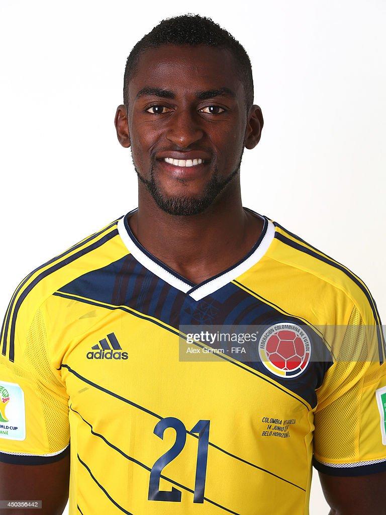 Colombia Portraits - 2014 FIFA World Cup Brazil