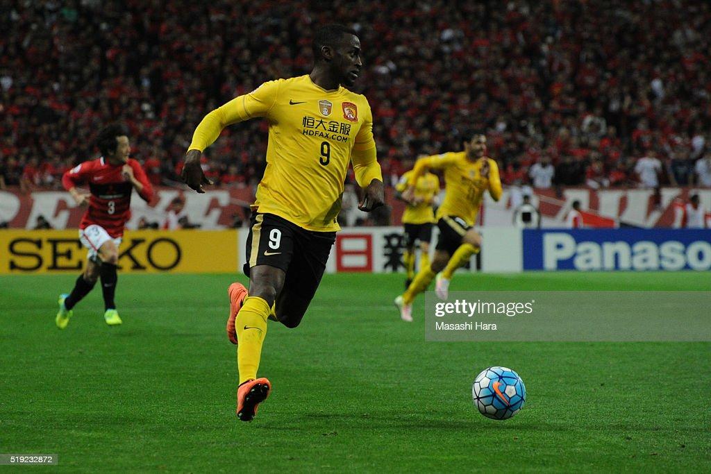 Urawa Red Diamonds v Guangzhou Evergrande - AFC Champions League Group H