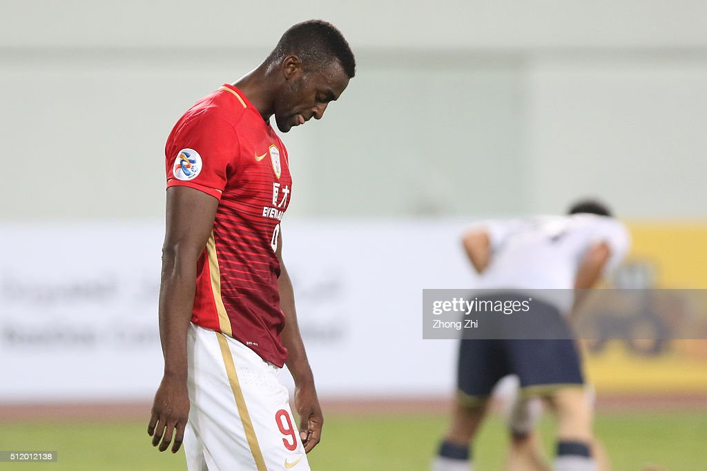 Guangzhou Evergrande FC v Pohang Steelers - AFC Champions League