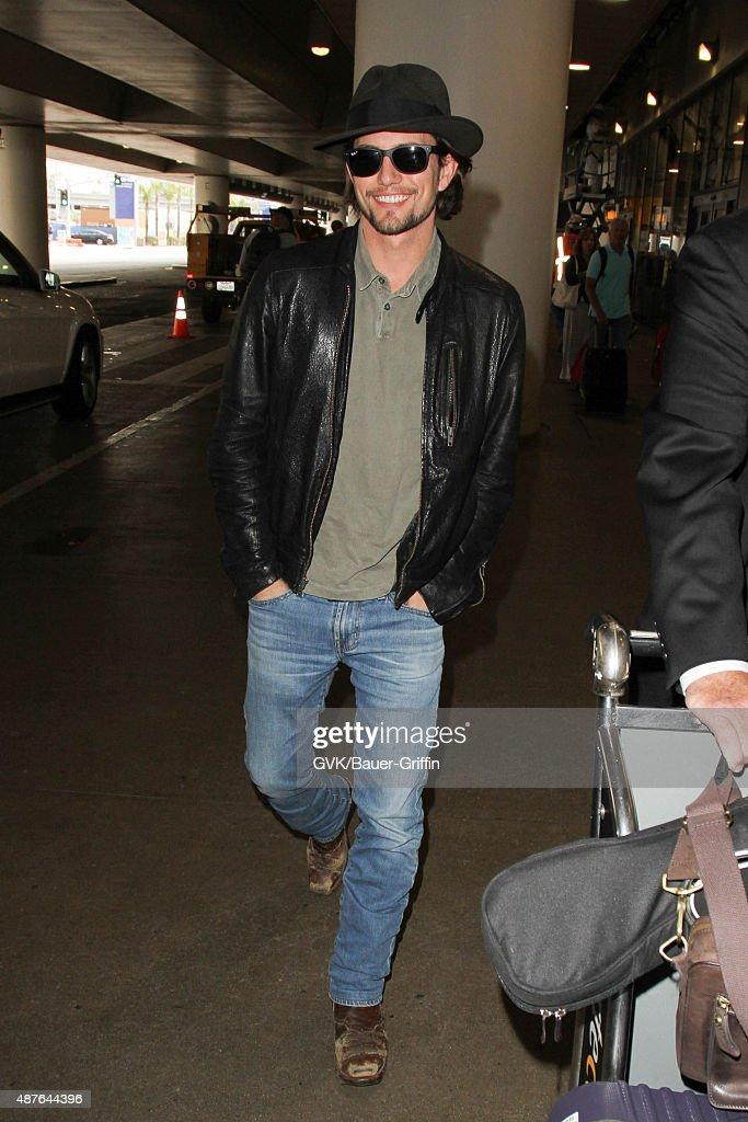 Celebrity Sightings In Los Angeles - September 10, 2015