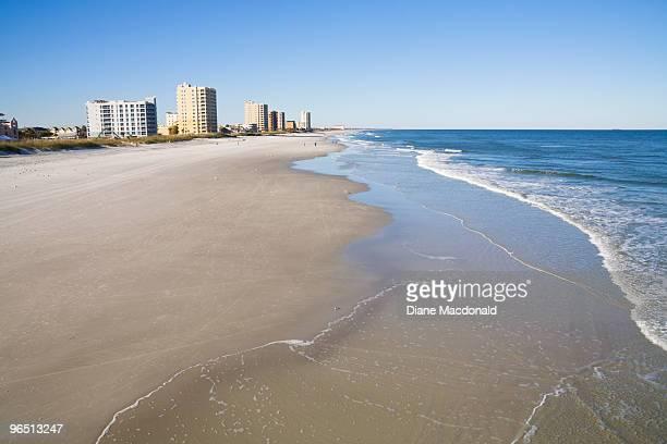 jacksonville beach, florida - jacksonville beach photos stock pictures, royalty-free photos & images
