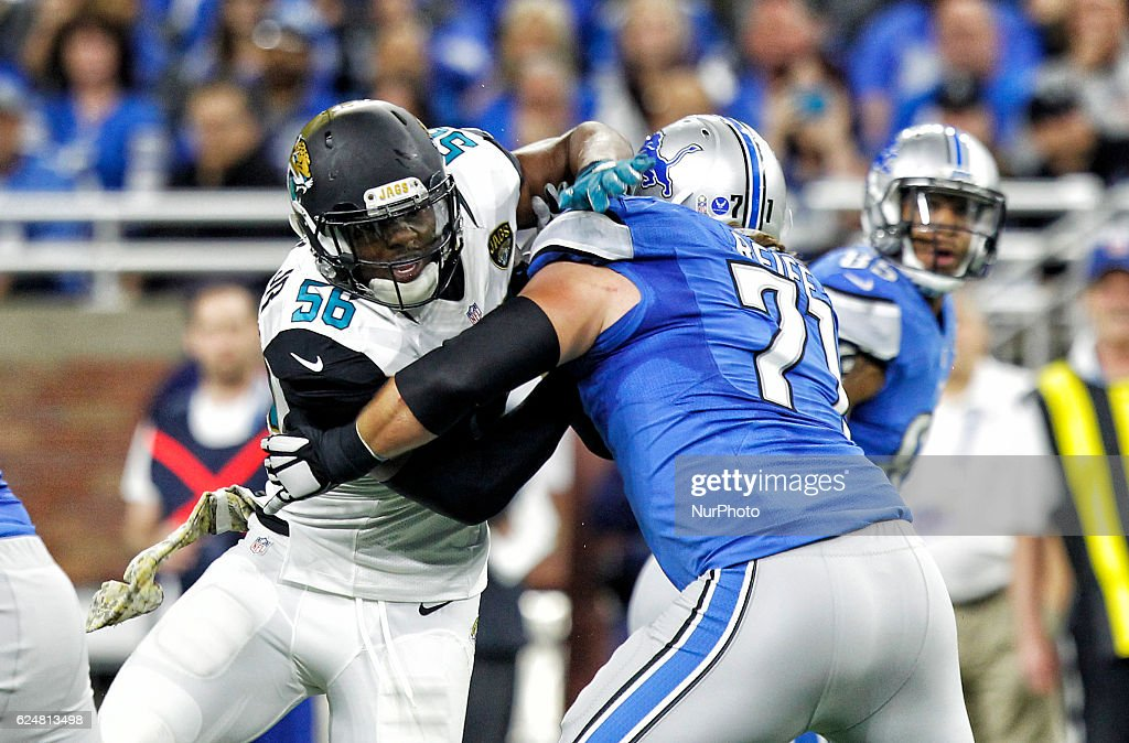 Jacksonville Jaguars v Detroit Lions : News Photo