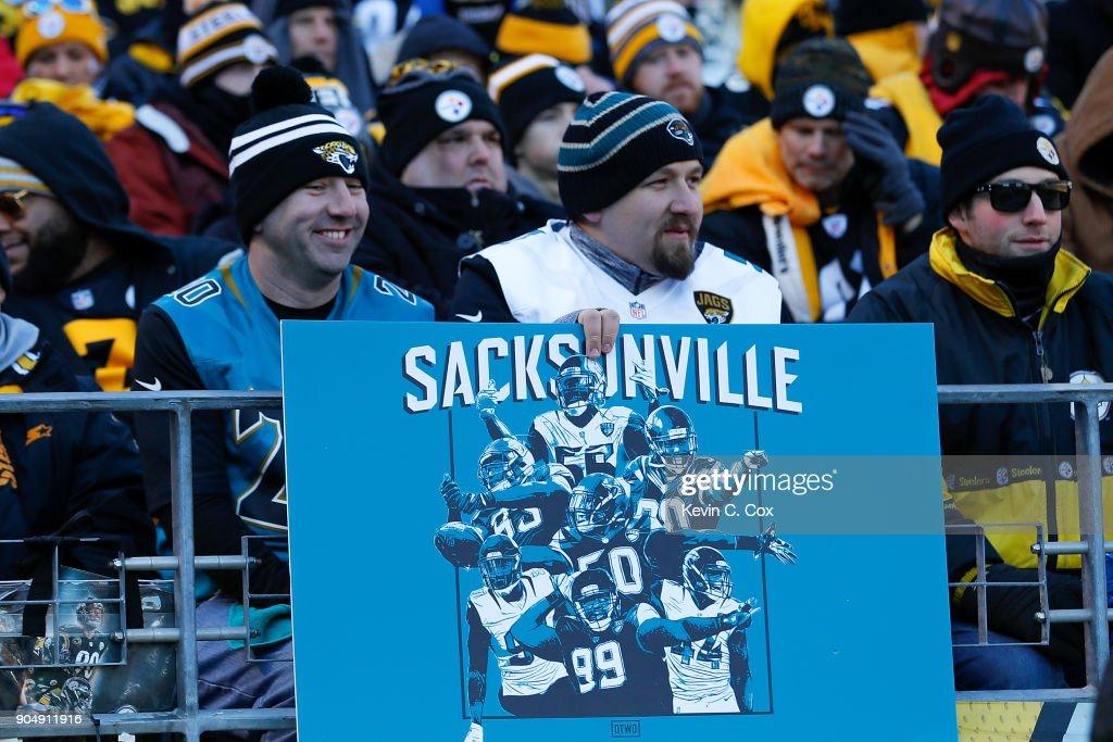 Divisional Round - Jacksonville Jaguars v Pittsburgh Steelers : ニュース写真