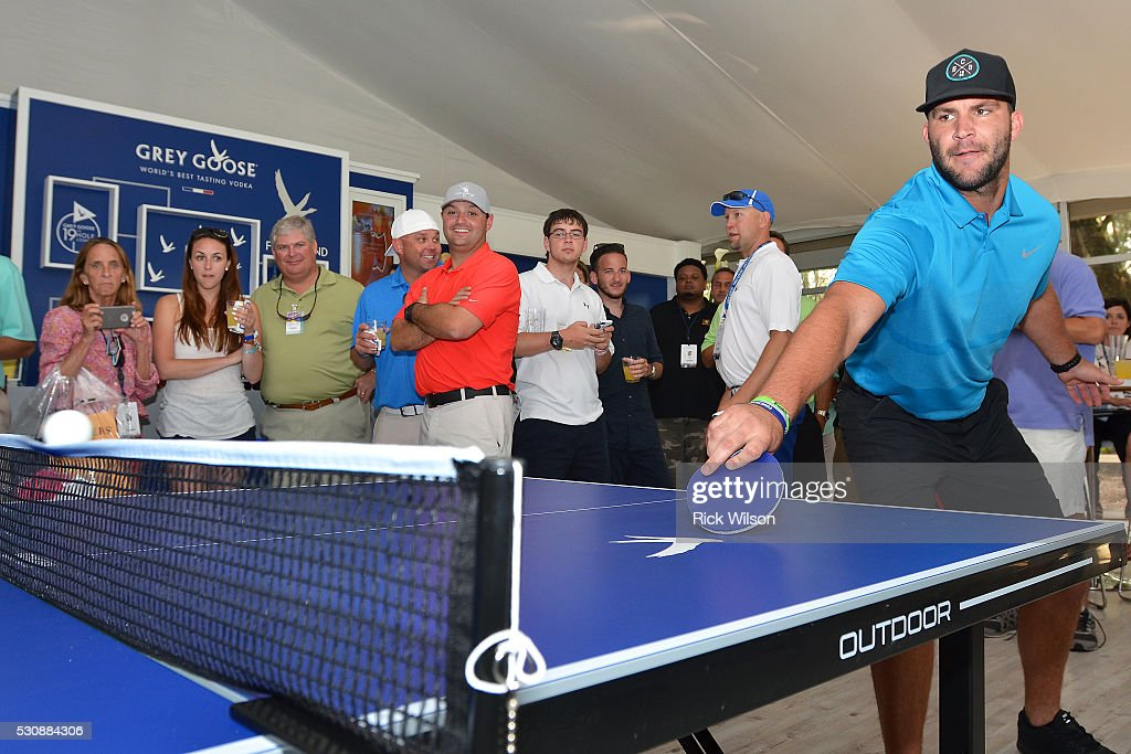 GREY GOOSE Welcomes Jaguars Quarterback Blake Bortles For The 19th Hole Challenge At The Players Championship