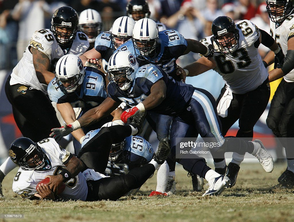 Jacksonville Jaguars vs Tennessee Titans - December 17, 2006