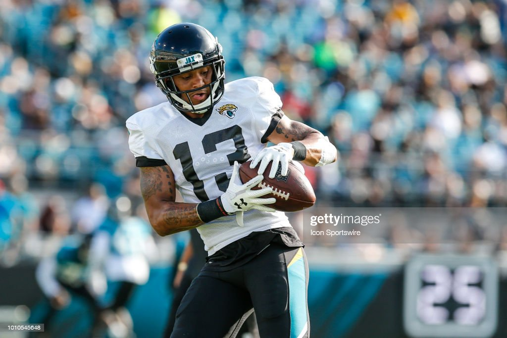 NFL: AUG 03 Jaguars Training Camp : News Photo