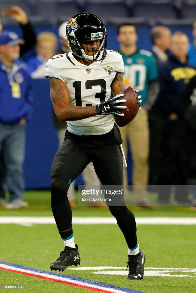 NFL: NOV 11 Jaguars at Colts : News Photo