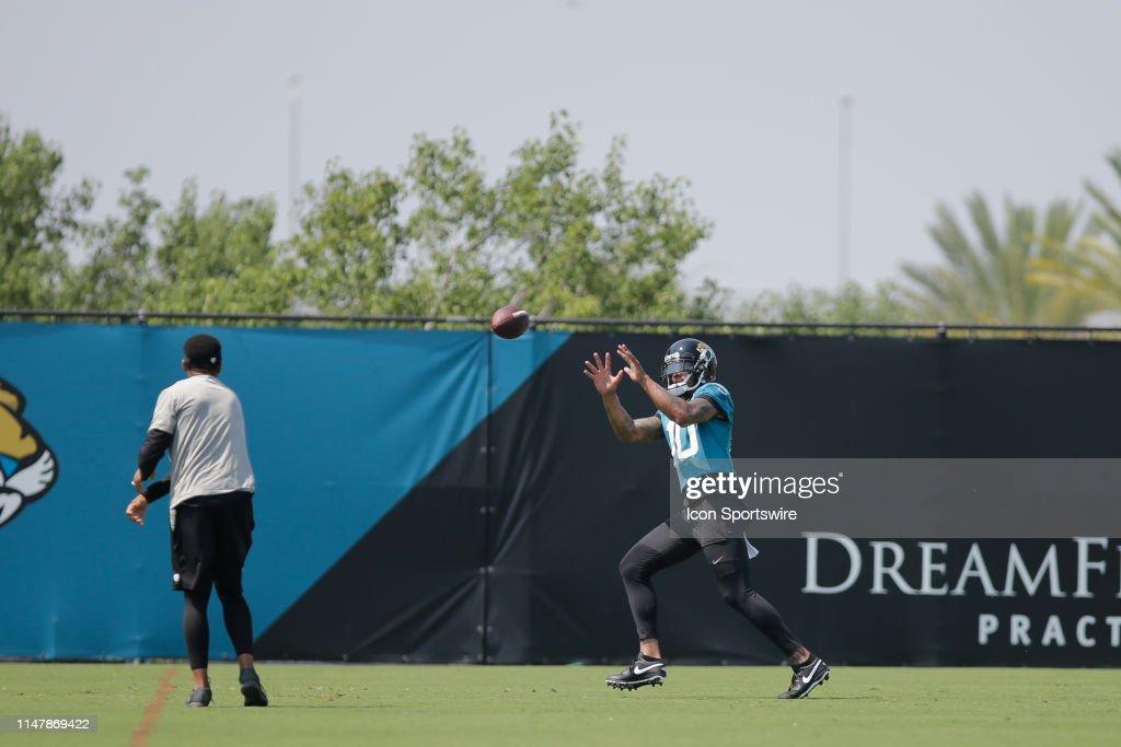 NFL: JUN 03 Jacksonville Jaguars OTA : News Photo