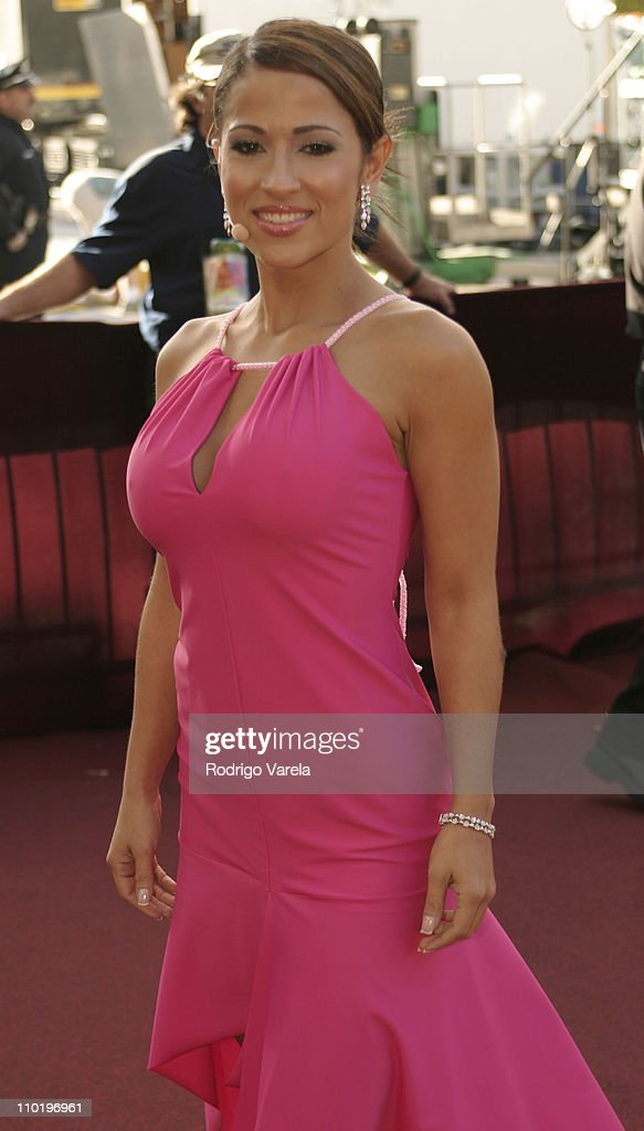 Jacky Guerrido during 2004 Premio Lo Nuestro - Arrivals at Miami Arena in Miami, Florida, United States.