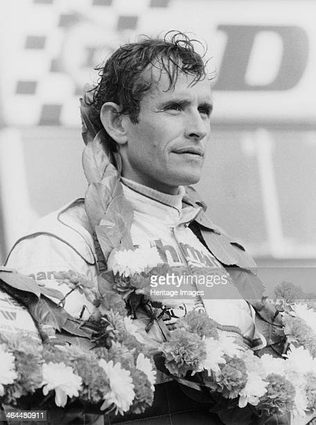 Jacky Ickx after winning the Silverstone 1000km 1985 As well as being the winner of 8 Formula 1 Grands Prix Jacky Ickx was also a phenomenally...