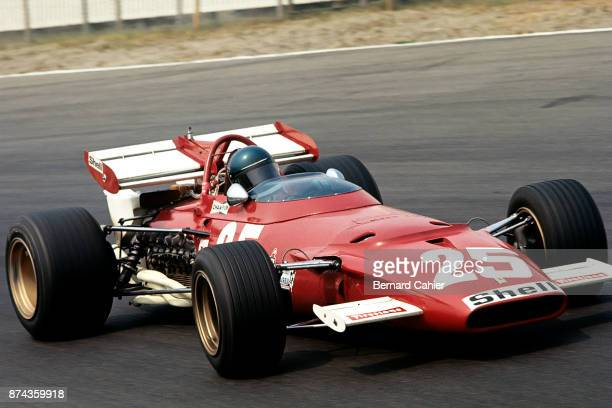 Jacky Ickx, Ferrari 312B, Grand Prix of the Netherlands, Circuit Park Zandvoort, 21 June 1970.