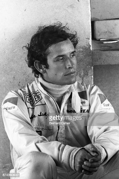 Jacky Ickx Ferrari 312B2 Grand Prix of Brazil Interlagos 11 February 1973