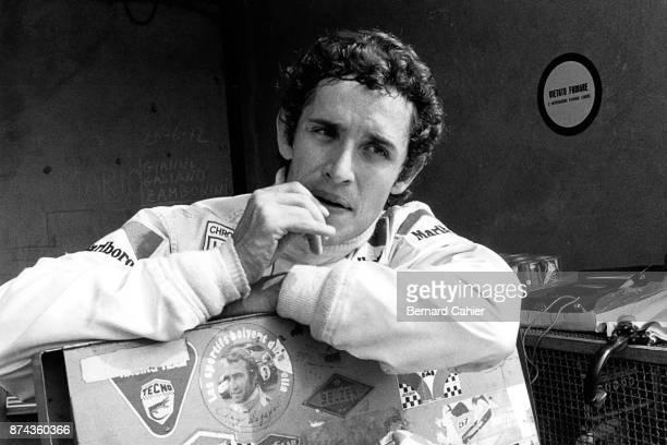 Jacky Ickx Ferrari 312B2 Grand Prix of Italy Autodromo Nazionale Monza 05 September 1971