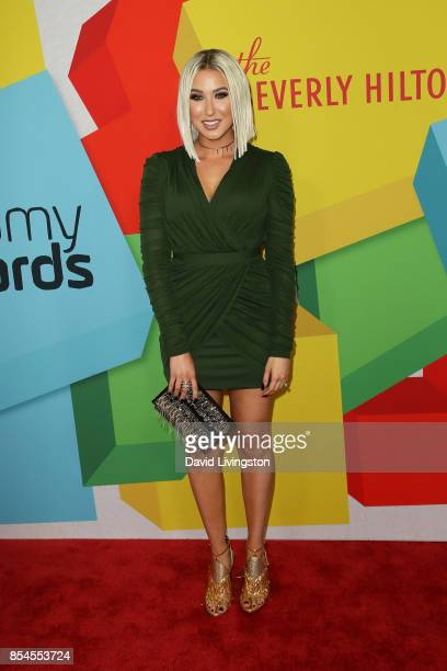 Jaclyn Hill attends the 7th Annual 2017 Streamy Awards at The Beverly Hilton Hotel on September 26 2017 in Beverly Hills California