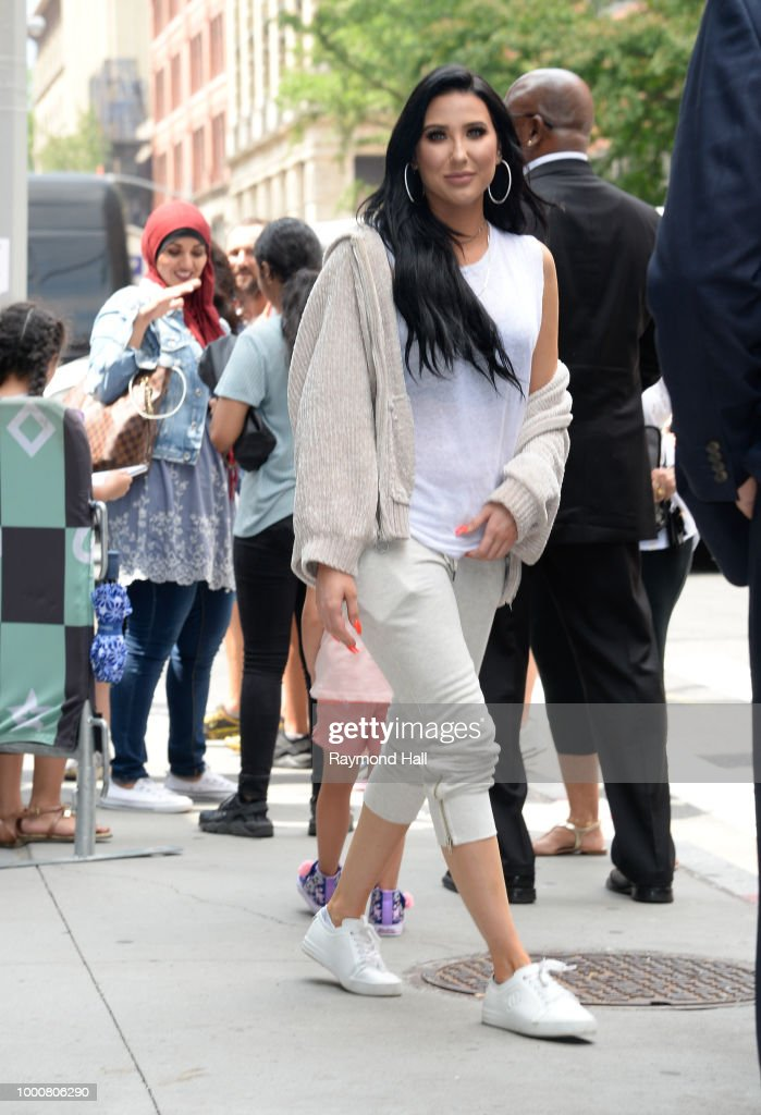 Celebrity Sightings in New York City - July 17, 2018 : News Photo